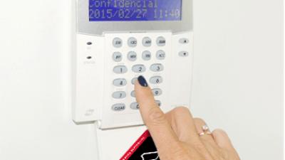 alarme monitorado
